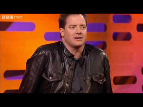 Brendan Fraser u Grahama Nortona