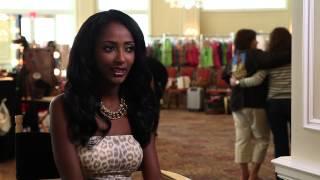 Hiwot Bekele Mamo Ethiopia Miss Universe 2014 Official Interview