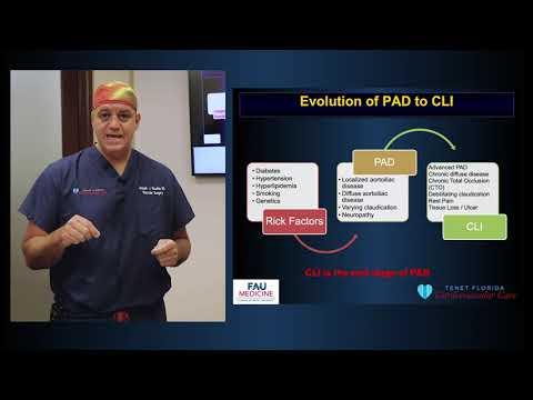 Dr. Joseph Ricotta | PAD Awareness