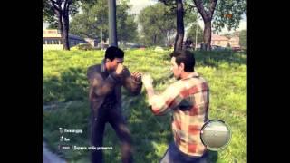 Mafia 2-уличные драки