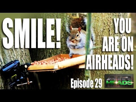 Smile! You're on AirHeads! Episode 29