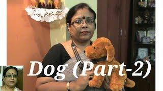 Handmade Soft Toys Dog Making ( Part - 2 ) / Debjani Creations Tutorial