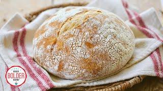 The World's Simplest Sourdough Bread Recipe!