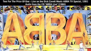 ABBA - Two For The Price Of One - Live on the Dick Cavett Meets ABBA TV Special, 1981