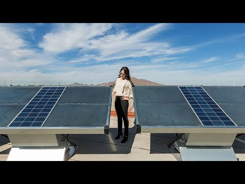 Zero Mass' solar panels turn air into drinking water