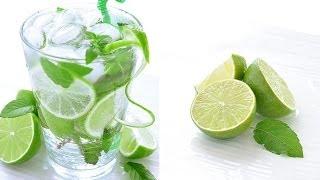 Смотреть онлайн Алкогольный мохито коктейль: рецепт приготовления