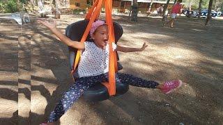 Antalya kemere At çiftliğine gittik , atraksiyonlar harika, Eğlenceli çocuk videosu