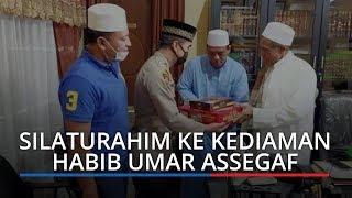 Habib Umar Assegaf dan Petugas PSBB Surabaya Saling Memaafkan dan Berakhir Damai