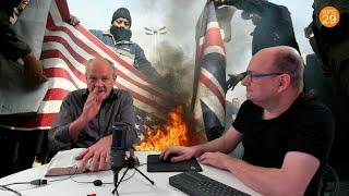 Holger Nilsson samtalar med Christer Åberg om konflikten USA - Iran