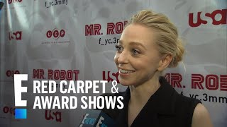 """What """"Mr. Robot"""" Cast Has Learned From Their Characters 