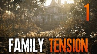 [1] Family Tension (Let's Play Resident Evil 7 PC w/ GaLm)
