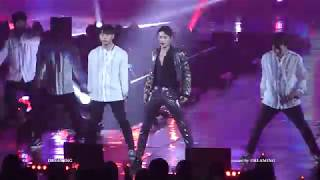 190330 The Best CHOI's MINHO 민호의 앙초이스 SHINee Dance Medly