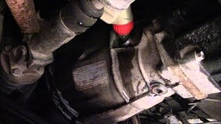 Fixing A Transmission Leak - Car Hacks