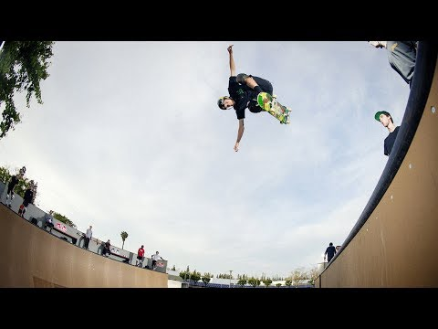 Grosso's Ramp Jam Video