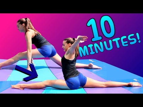 Testing FLEXIBILITY Hacks from Pinterest!