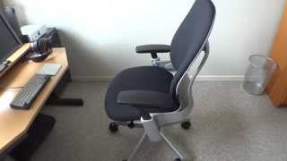 Reviewed-  Steelcase Leap Chair