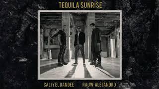 Cali Y El Dandee Feat Rauw Alejandro   Tequila Sunrise (Audio Oficial)