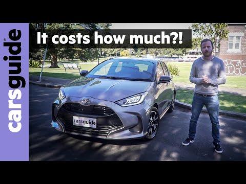 Toyota Yaris 2021 review