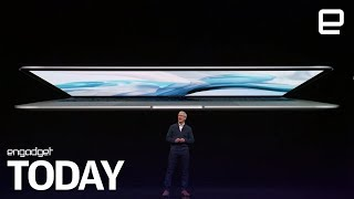Apple unveils new MacBook Air, iPad Pros and more | Engadget Today