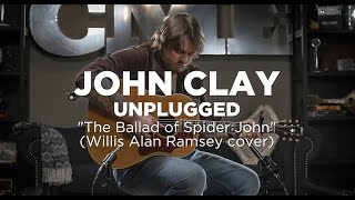 """John Clay """"The Ballad of Spider John"""" Unplugged at Chicago Music Exchange"""