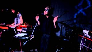 Beef Jerky ♫ Cibo Matto Live @ The Boot & Saddle, Philadelphia PA 2-11-14
