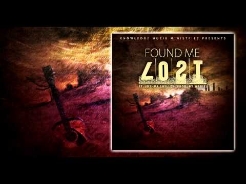 Marlon Vincent - Found Me Lost ft. Joshua Swilley (prod. by Wabis)