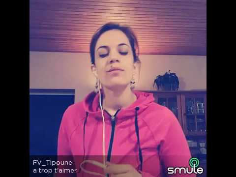 A Trop T'aimer, Amel Bent - Cover - Marianne Tipoune Mp3