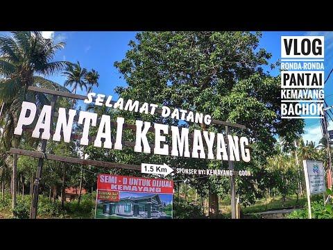 Vlog: Pantai Kemayang Bachok