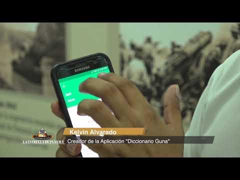 Una 'app' que preserva el idioma guna