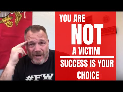 Contractor Business Tips: You're Not a Victim, Success is Your Choice
