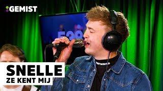 Snelle   Ze Kent Mij | Live Bij 538