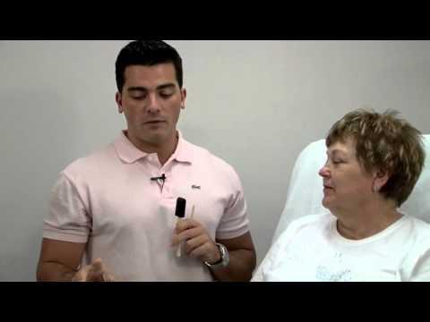 Komplikationen der zervikalen Osteochondrose der thorakalen