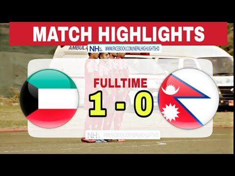 Непал - Кувейт 0:1. Видеообзор матча 19.11.2019. Видео голов и опасных моментов игры