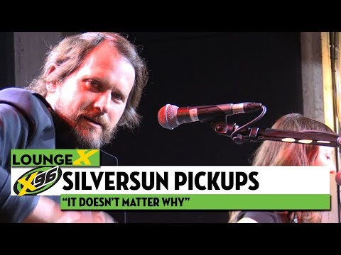 "Silversun Pickups ""It Doesn't Matter Why"" 