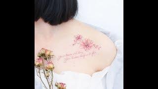 Top Những Hình Xăm Mini Cực Đẹp 2020 | Galaxy Tattoo | Sài Gòn | Xăm Hình Nghệ Thuật.