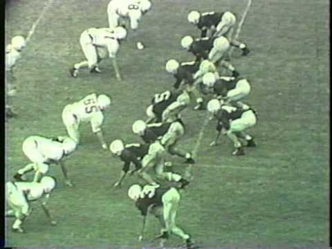 Video: 1955 UNC vs Oklahoma