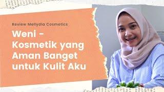 Mellydia Paket  Komplit Pemutih Wajah & Jerawat BPOM HALAL MUI FACIAL FOAM SERUM BEAUTY WATER