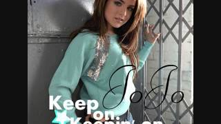 JoJo- Keep On Keepin' On (Lyrics)