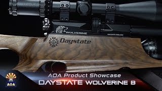 Daystate Wolverine B .22 Air Rifle Product Showcase