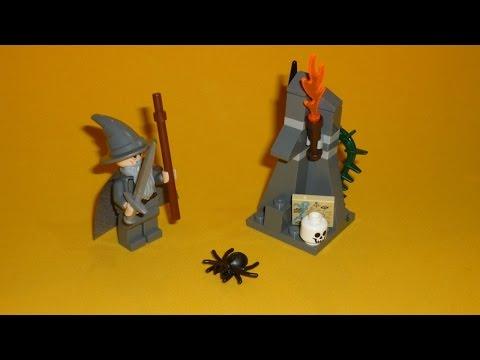 Vidéo LEGO Le Hobbit 30213 : Gandalf le Gris