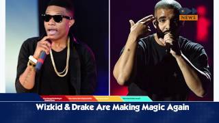 Wizkid Ft Drake- Hush Up The Silence and More Music- Accelerate News
