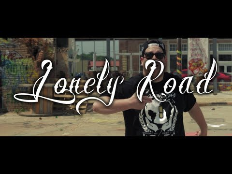 Kidd Swift - Lonely Road (OFFICIAL MUSIC VIDEO)