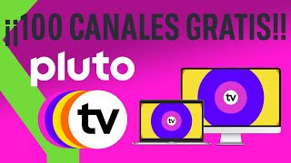 100 CANALES GRATIS y exclusivos sin registro: Pluto TV llega a España por a finales de octubre