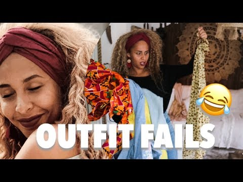 Outfit Fails | Nichts zum anziehen |Merch | Natasha Kimberly