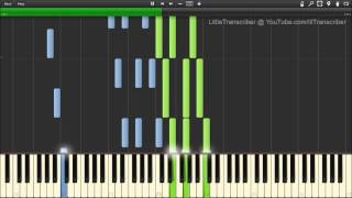 Pink   Just Give Me A Reason (Piano Cover) Ft. Nate Ruess By LittleTranscriber