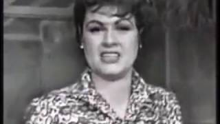 Patsy Cline - San Antonio Rose [ Live ]