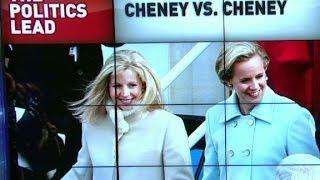 Cheney vs. Cheney on same-sex marriage