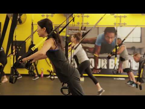 TRX Functional Training Course - YouTube