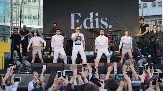 Edis - Dudak ( İstanbul Konseri 2018)