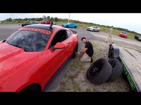 Tune Only 2012 3 7 L V6 Mustang Runs 13s!!!!! - смотреть